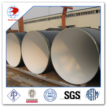 3LPE/3LPP Coated Seamless Steel Pipe