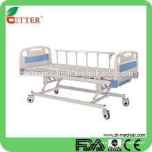 Hospital bed with ABS Bedboard medical appliances hospital bed