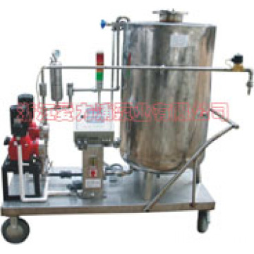 Dosing Pump Installation  Skid