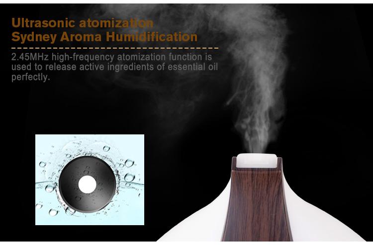 aroma humidifier