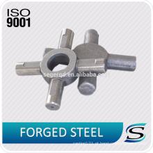 Acoplamento comum da junção universal do aço de liga do ISO 9001 para o carregador da roda
