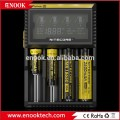 100% authentic Nitecore D4 Battery Charger