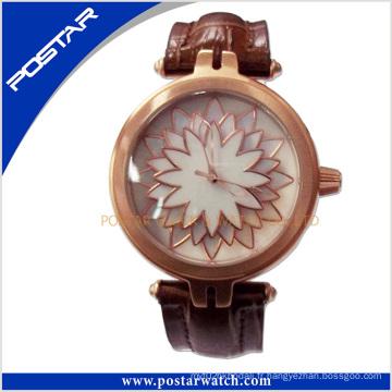 Psd-2310 montre à quartz en acier inoxydable montre à quartz