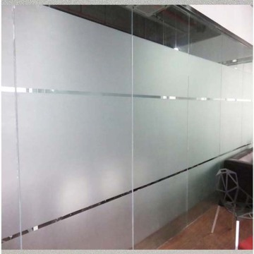 Frosted Window Film do dekoracji