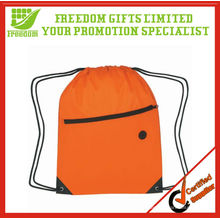 Promotional Logo Printed Cinch Bag
