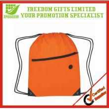 Logotipo Promocional Impresso Cinch Bag