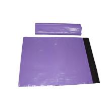 Sacs imprimés adhésifs colorés de logo imprimé