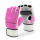 Pink Gym Training PU Leather Boxing Guantes militares