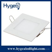 15W Nouveau design super mince led panneau carré lumière