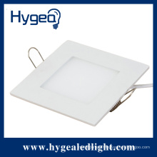 15W New design super slim led square panel light