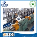 Strut support system channel metal forming machine