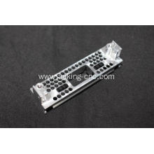 unmanned vehicle parts cnc milled parts