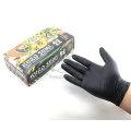 KURO SUMI Import Black Disposable Latex Tattoo Gloves