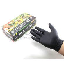 KURO SUMI Import Black Disposable Latex Tattoo Gloves