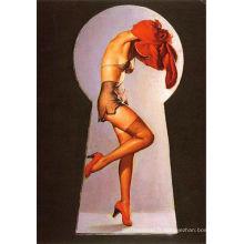 Affiches et posters de fille sexy de Pinup