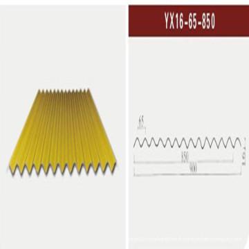 Feuilles en acier inoxydable / Feuille en acier coloré (XGZ-26)