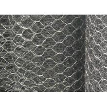 Geomat With Dipped Galvanized Wire Mesh Reinforcement For Protection Slope