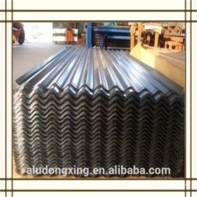 3104 H24 corrugated aluminium sheet for the roof and curtain wall