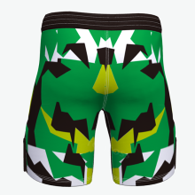 Pantaloncini di camo mma corti su misura muay thai mma shorts