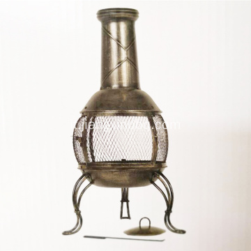 Patio Heater Bracier Garden Stufa Chiminea BBQ