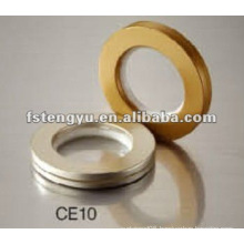 plastic round ring for curtains