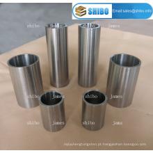 99,95% tubo de molibdênio liso puro