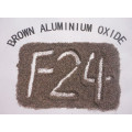 Fournir 24 # Alumine Fusion Marron (XG-010)