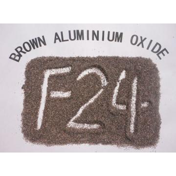 Suministro 24 # Alumina Fundida Marrón (XG-010)