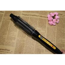 2 в 1 Вращающиеся электрические для выпрямления волос и щипцы для волос Расчески