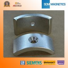 Permanent leistungsstarker Arc Neodym-Magnet