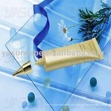 Embalaje de plástico cosmético Pearly Tubo de boquilla