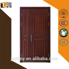 Best selling OAK frame custom doors solid wood design