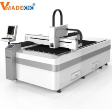 500W Fiber Laser Cutting Machine For Metal Sheet