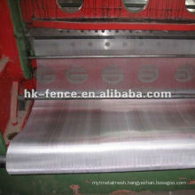 3mmx5mm expanded aluminium fence mesh
