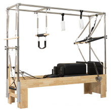 Pilates Cadillac Reformer Combo Studio Reformer with a Trapeze Tower Table  Body Balanced