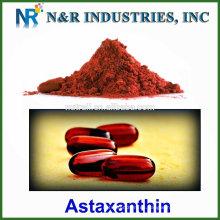 100% polvo de astaxantina 2% ~ 5% UV / HPLC