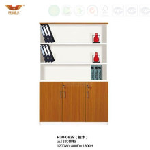 Modern Office Furniture Filing Cabinet with Three Doors (H30-0639)
