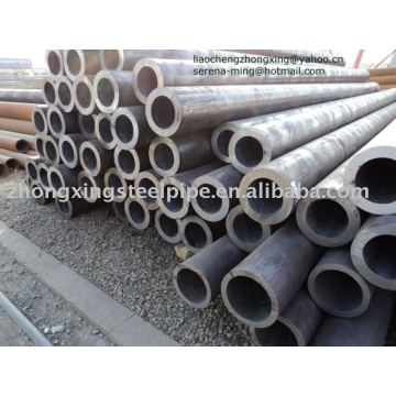 DN 200 hollow straight steel pipe