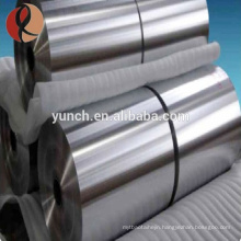 Hot sale Gr2 titanium alloy foil price per gram