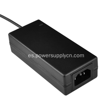 12v 5a 60watt de escritorio Ac Dc Power Adapter