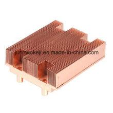 Radiateur électronique en cuivre pour équipement