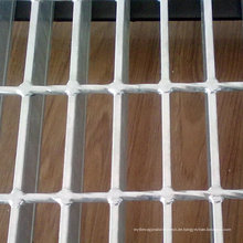 Gezackte Form Edelstahl verzinktem Stahl Gitter