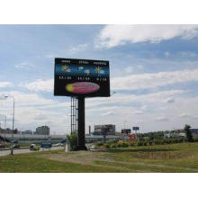 p20V 2R1G1B DIP Street Programmale Outdoor LED Signs For Im