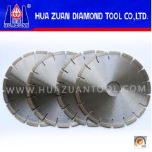 250mm Fan-Type Segmented Diamond Circular Saw Blades for Marble
