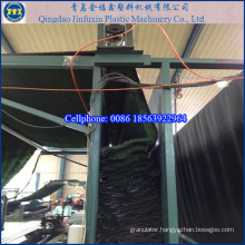Plastic Machine to Artificial Grass Yarn