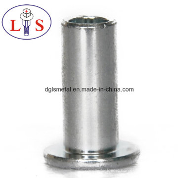 Supply High Quality Half Hollow Rivets, Solid Rivets