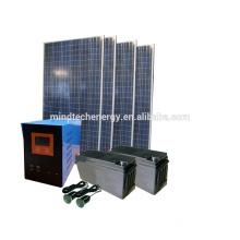 solar system off grid solar home