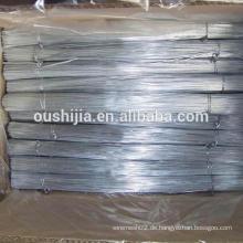 Hochwertiger Elektro-Galvanisierter Straight Steel Cut Draht (Hersteller)