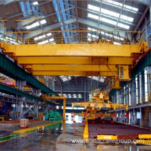 Qc Type  Electromagnetic Bridge Crane 5t-16T