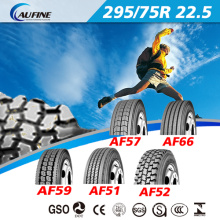 High Quality Truck Tires with Smart Way 295/75r22.5